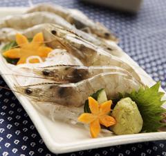 Whole Raw Vannamei Shrimp