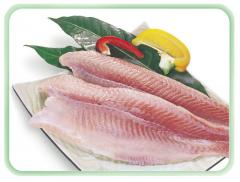 Basa Fillets (Un-trimmed)