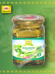 Pickled cucumber 3-6 in Jar 500ml
