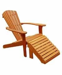 Addirondack chair