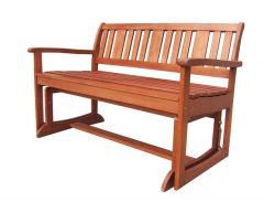 Sliding bench