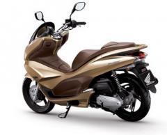 Honda PCX 125 Màu Vàng Đồng