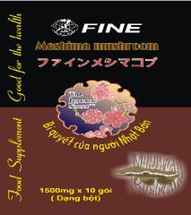 FINE Meshima mushroom (Nấm Thượng Hoàng )