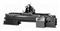 Machine tools for sharpening flat knives