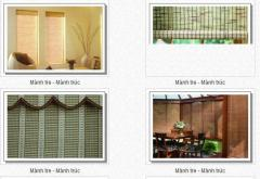 Blinds for windows and doors