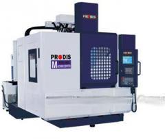 Máy phay CNC - Serial: PDE
