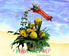 Hoa Sinh Nhật - GSN002