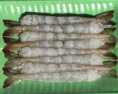 Nobashi black tiger shrimp