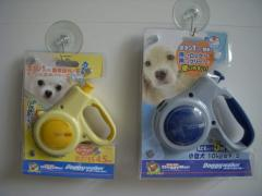 Dog lead roulette