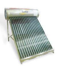 Máy nước nóng mặt trời SEILAR 20 ống 180L(3-4n)