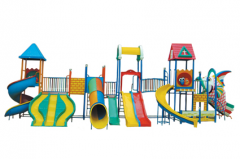 Equipment for children's playgrounds