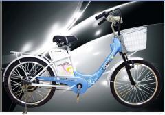 Xe đạp điện vngt24 - hỏa xa - honda