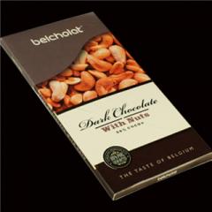 Dark Chocolate with Nut 100g
