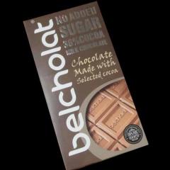 Sô cô la nâu không đường cho người ăn kiêng