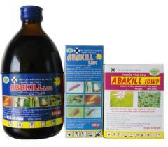 Thuốc trừ sâu ABAKILL