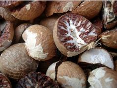 Split Betel Nut