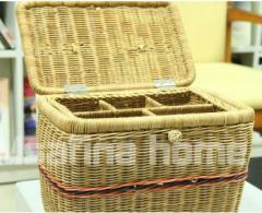 Core Rattan Picnic Basket
