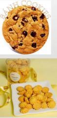 Bột mì dùng làm bánh cracker, bánh cookies.
