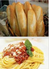 Bột mì dùng làm mì tươi, mì ăn liền