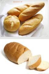 Bột mì dùng làm Bánh mì.
