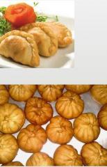 Bột mì dùng làm bánh mì, mì ăn liền, các loại