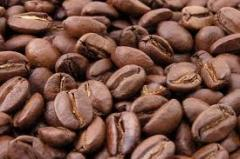 Coffee deep frying