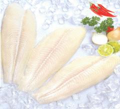 Cá tra fillet thịt vàng nhạt
