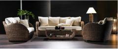 Indoor sofa set
