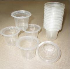 Plastic cup big