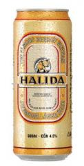 Halida Beer 500 ml. Can