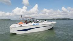 Sports vessels: motor-launches