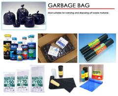 Bio-bags for garbage
