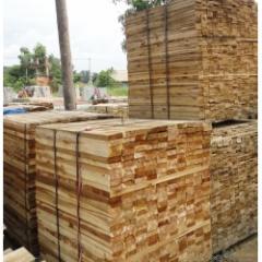 Rough sawn timber/lumber
