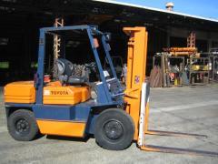 Bán xe nâng động cơ dầu Diesel, Electric Forklift