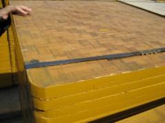 Panel tre cho sản xuất gạch block