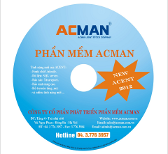 Acman Phiên Bản Acent 2012