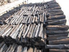 Small stick mangrove charcoal
