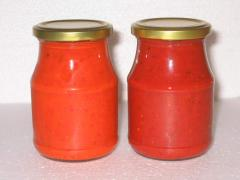 Tomatoes in own juice 720ml