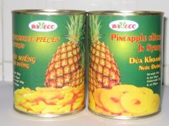 Pineapple Pieces In Can