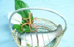 Processed fresh fresh-water fish