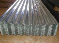 Оцинкованная листовая сталь,  оцинкованная