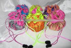 Embroidery Jewelry Pouch