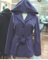 Jackets purple