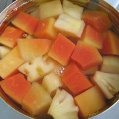 Tropical Fruit Coctail