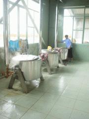 Hệ thống nồi cơm, canh 2