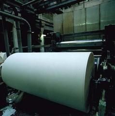 Calcium carbonate Application for Paper