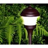 Lamps for gardens