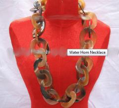 Water Horn Necklace