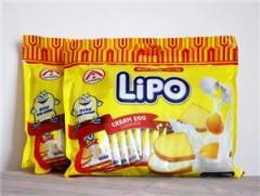 Bánh trứng cao cấp Lipo