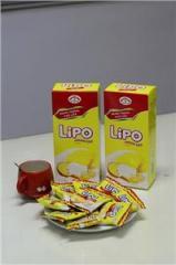 Bánh trứng cao cấp Lipo hộp